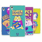 HEAD CASE DESIGNS QUIRKY TOONS SOFT GEL CASE FOR SONY PHONES 1