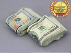 THE BEST PROP MONEY USED LOOK 2 MIXED FAT FOLDS $20,000 Blank Filler for Movies