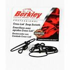 Berkley Cross-Lok Snap/Swivels