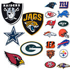 New NFL Pick Your Team All Team  3-D Foam Wall Clock Made in USA by FoamFanatics $31.5 USD on eBay
