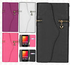 LG K7 / Tribute 5  Leather Premium Zipper Wallet Case Flip Phone Cover Accessory