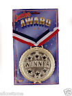 Jumbo Award Jumbo Winner Award 1ST Prize On Ribbon Necklace  57009