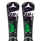 Atomic 15 - 16 Blackeye Ti Arc Skis w/XTO 12 Bindings NEW !! 167,174,181cm