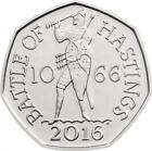 UK Fifty Pence Coins 50p 1998 to 2015 Choose your Year - Brilliant uncirculated