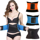 3 Colors Sport Waist Trainer Belt Body Shaper Tummy Cincher Girdle Corset S-M-L