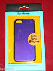 Sandstrom iPhone 5/5s Case -  Brushed Ali Purple or Dark Glossy Blue/Grey