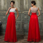 Cheap Wedding Bridesmaid Dress Formal Evening Party Long Prom Dress PLUS SIZE