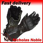 RICHA EXTREME GTX Black GORE-TEX WATERPROOF SPORTS MOTORCYCLE GLOVES