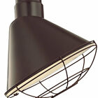 "Millennium Lighting 12"" R Series Empire Wall Sconce Shade"