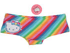 NWT SANRIO HELLO KITTY RAINBOW HIPSTER BOYSHORT PANTY UNDERWEAR GIFTS L