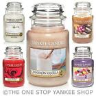 Yankee Candle Large Jar Scented 22oz Variety up to 25% OFF