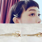1pcs Hot Sale Women Hair Clip Punk Metal Scissors Hair Pin Hair Accessories LCF