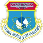 US Air Force USAFNational Museum of the Air Force Decal / Sticker