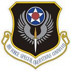 US Air Force USAF Special Operations Command Decal / Sticker