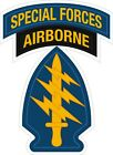 U.S. ArmyArmy Airborne Special Forces Decal / Sticker