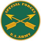 U.S. Army Special Forces Decal / Sticker
