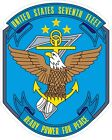U.S. Navy 7th Fleet Decal / Sticker