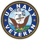 U.S. Navy Veteran Decal / Sticker