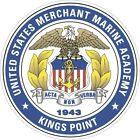 United States Merchant Marine Academy Kings Point Decal / Sticker