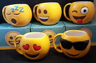 Emoji Novelty Large Ceramic Quality MUG Cup Choose Type Gift Boxed TRACKED POST!