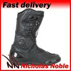 RST R-16 1063 Black CE CERTIFIED SPORTS AND EVERYDAY MOTORCYCLE BOOTS