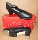 Внешний вид - New in Box Capezio 561 Tap Jr. Footlight Dance Shoes Ladies Black or Caramel