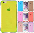 Apple iPhone 6 / 6s Plus TPU Atom Anti Shock CANDY Flexi Skin Case +Screen Guard