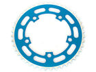 """Old School BMX Chainring 44T 1/8"""" BCD 110mm - Black / Red / Gold / Blue"""