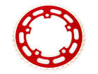 "Old School BMX Chainring 44T 1 8"" BCD 110mm - Black   Red   Gold   Blue"