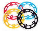 "Old School BMX Chainring 44T 1/8"" BCD 110mm - Black / Red / Gold / Blue"
