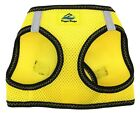 Dog Harness Top Stitch American River Collection by Doggie Design Vibrant Yellow