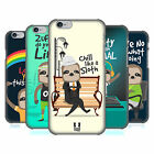 HEAD CASE DESIGNS MR. SLOTH HARD BACK CASE FOR APPLE iPHONE PHONES
