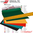 """ORACAL 751 Cast Sign Vinyl High Performance 24""""x1ft - Craft, Lettering, Graphics"""