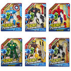 MARVEL SUPER HERO MASHERS ACTION FIGURES NEW COLLECTIBLE FIGURE TOYS