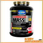 USN Hyperbolic Mass 2kg All in One Muscle Weight Gainer Whey Protein Carbs