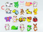 KAILIZ Cartoon Farm Animals Figures Kids Soft Fridge Magnet Educational Toys NEW