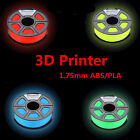 Glow in the Dark 3D Printer Filament 1.75mm PLA/ABS for RepRap MarkerBot Pen