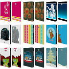 HEAD CASE MIX CHRISTMAS COLLECTION LEATHER BOOK CASE FOR SAMSUNG GALAXY TABLETS