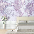 Swag Paper Map of The World Wall Mural