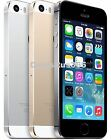 Apple iPhone 5s 16GB (Factory Unlocked) 4G LTE Smartphone - Gold - Silver - Gray