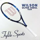 Wilson Ultra 100UL Team Tennis Racket - 2016