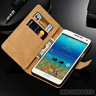 Leather Wallet Flip Case Cover for Samsung Galaxy S5 - FULL BODY PROTECTION