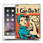 OFFICIAL TVBOY URBAN POP ART SOFT GEL CASE FOR APPLE SAMSUNG TABLETS
