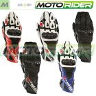 Oxford RP-2 Leather Armoured Summer Motorcycle Sports Racing Gloves