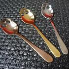 Stainless Sugar Skull Spoon Tea Coffee Collectible Silverware Kitchen Gadgets LJ