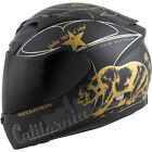 Scorpion EXO R710 Golden State Matte Black Full Face Motorcycle Helmet