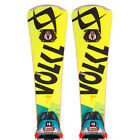 Volkl 15 16 Racetiger Speedwall SL UVO Skis w 160 Bindings NEW  160cm