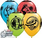 Avengers Assemble Latex Balloons 11 inch & 5 inch by Qualatex.