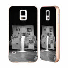 OFFICIAL THOMAS BARBEY ILLUSIONS GOLD BUMPER SLIDER CASE FOR SAMSUNG PHONES
