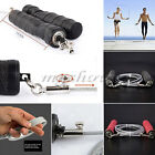 Skipping Speed Jump Rope Weighted Fitness Boxing Steel Wire Crossfit Jumping Gym